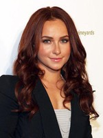 Hairstyle Hayden Panettiere Elaborately Human Hair Wig