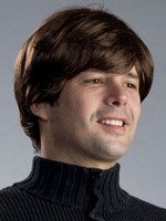 Harrison Style Beatles George Synthetic Mens Wig