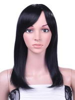 Silky Classic Lace Front Smooth Synthetic Wig