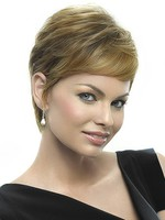 Attractive Short Popular Lace Front Wig