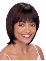 Straight Capless Perfect Remy Human Hair Wig