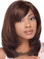 Top quality Synthetic Capless Wavy Wig