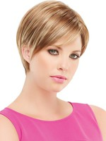 Stylish Short Lace Front Synthetic Wig