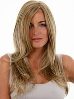 Synthetic Front Perfect Mono Top Lace Wig
