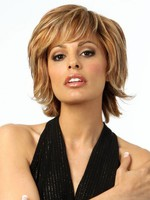 Full Lace Remy Human Hair Wig For Woman