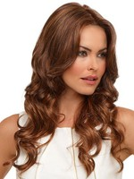 Charming Wavy Soft Long Brianna Lace Front Wig