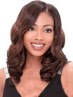 Lace Front Wavy Perfect Synthetic African American Wig
