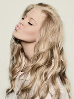 Top quality Long Lace Front Wavy Synthetic Wig