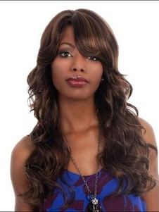 Capless Wavy Amazing Synthetic Wig