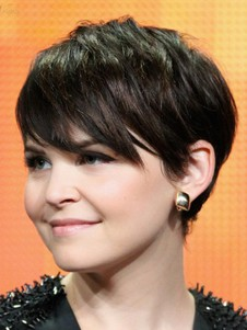 Short Ginnifer Goodwin Hair Pixie Celebrity Wig