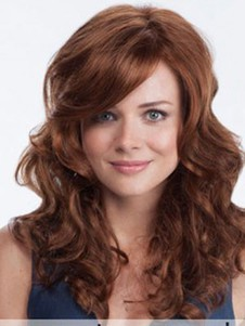 Wavy Synthetic Impressive Capless Wig