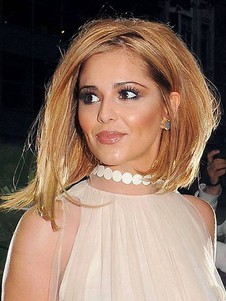 Cheryl Cole's Straight Beautiful Celebrity Wig