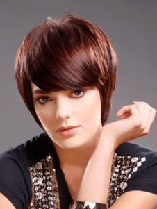 Magnificent Straight Synthetic Capless Wig