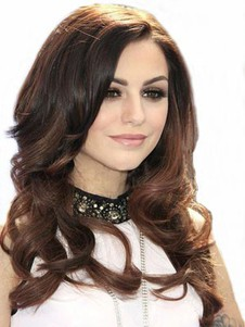 Lace Front Wavy New Style Human Hair Wig