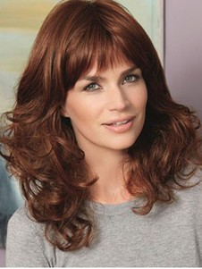 Stylish Wavy Synthetic Capless Wig