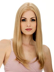 Long Full Lace Straight Sweet Human Hair Wig