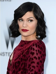 Jessie J Remy Human Hair Lace Celebrity Wig
