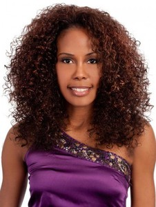 Endless Curls Fabulously Kara Synthetic African American Wig