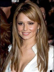 Straight Cheryl Cole's Fashion Celebrity Wig