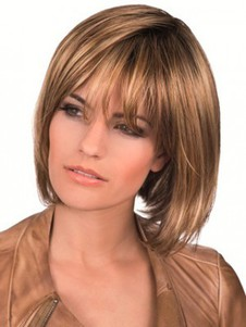 Lace Front Style Bob Style Human Hair Wig