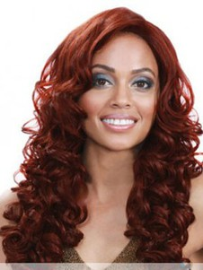 Wavy Synthetic Stylish Lace Front Wig