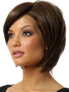 Capless Bob Style Graceful Synthetic Wig
