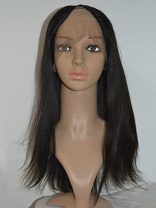 Remy Hair Natural Straight U Part Wig