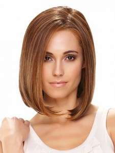 Haute Heat Defiant Charming Lace Front Wig For Woman