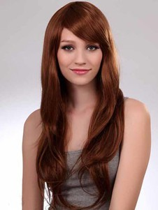 Straight Pretty Capless Long Synthetic Wig