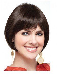 Straight Lace Front Admirable Short Wig