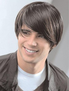 Awesome Straight Capless Synthetic Wig