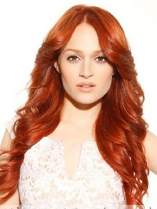 Wavy Fashionable Synthetic Lace Front Wig