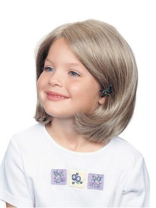 Lace Bob 100% Hand-tied Girl's Wig