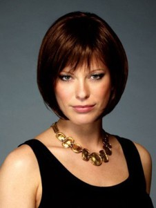 Short Charming Bob Style Synthetic Wig
