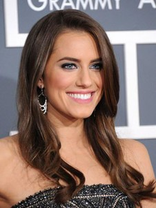 Hairstyle Allison Williams Prodigious Lace Front Wig