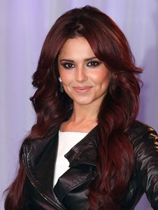 Human Hair Cheryl Cole Sweet Mono Celebrity Wig