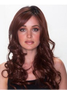 Marvelous Wavy Synthetic Capless Wig