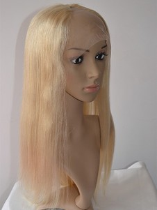 Straight Lace Front Long U Part Wig
