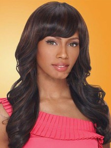 Wavy Charming Synthetic Capless Wig