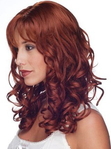 Wavy Remy Hair Nice-looking Full Lace Long Wig