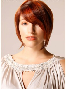 Cute Straight Lace Front Attractive Flexibility Wig