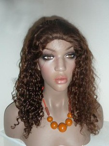 Romantic Lace Front Human Hair Wig For Woman