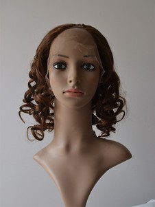 Length Shoulder Spiral Curls U Part Wig