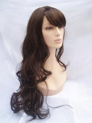 Wavy Gorgeous Synthetic Capless Wig - Image 3