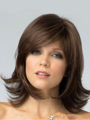 Miraculous Straight Human Hair Capless Wig - Image 1