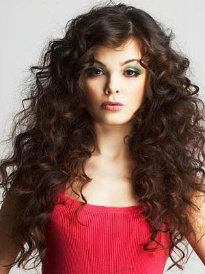 Capless Classic Wavy Remy Human Hair Wig - Image 1