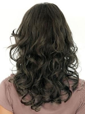 Wavy Remy Hair Long Full Lace African American Wig - Image 2