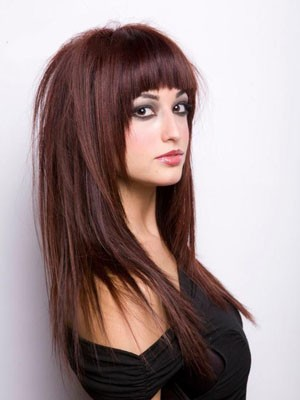 Straight Capless Nice Long Remy Human Hair Wig - Image 1