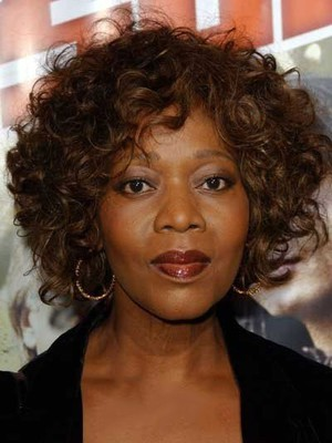 Curly Short African American Wig - Image 1