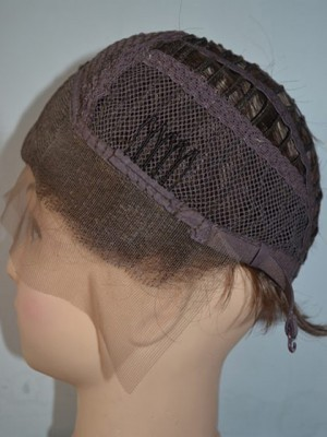 Straight Lace Front Popular Synthetic Wig - Image 2